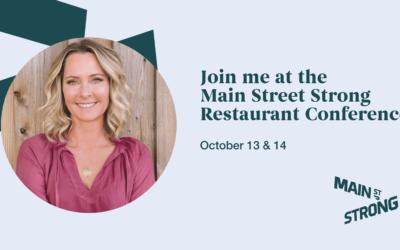 DoorDash Main Street Strong Restaurant Conference Features EyeSpy Founder Mistie Boulton